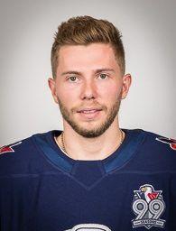 Jakub Sukeľ - ľadový hokej