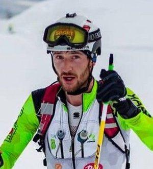 Jakub Šiarnik - skialpinizmus
